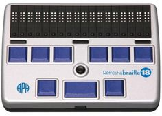This new device, called the Refreshabraille, hooks up to iPads & can translate anything on the web into Braille.