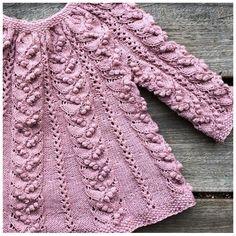 Knitting for Olive: MASSER-AF-BÆR-TUNIKA strikkeopskrift