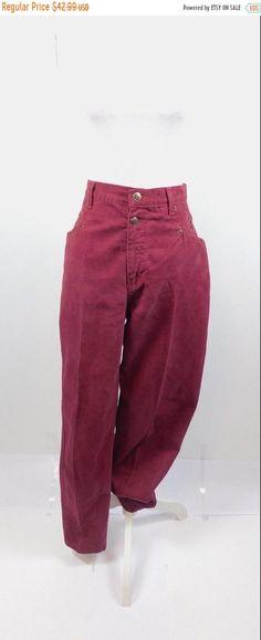 60/% BIG XMAS SALE Vintage Alfred Dunner Dark Brown High Elastic Waist Tapered Leg Classic Minimal Pleated Pants Bottoms Trouser 10 Medium