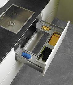 Interiores para fregadero - Infer Cocinas Más