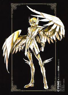 Recordemos Sacred Saga los geniales Artbooks basados en Saint Seiya 23 2