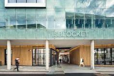 Isblocket (El bloque de hielo) / FOJAB arkitekter