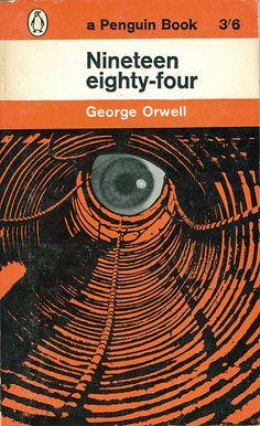 58 Classic Novels in 33 Words or Less | 1984 - Steve Jobs' wet dream.