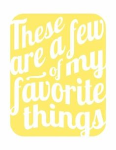 so many favorite things! I need to put this on multiple boards.....