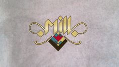 Mill sticker [2013]