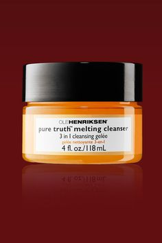 Ole Henriksen Pure Truth Melting Cleanser - MarieClaire.com
