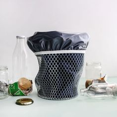 Office Bin, Tidy Kitchen, Amazing Greens, Bathroom Bin, Very Clever, Red Candy, Latex Free, Household, Make It Yourself