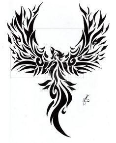 Phoenix Bird Tattoo Designs  3777.jpg