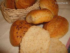 Mäkučké+žemle+(fotorecept) 20 Min, Bread, Food, Basket, Brot, Essen, Baking, Meals, Breads