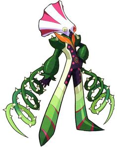 EXE (known as VineMan.EXE in the English anime) is Anetta's NetNavi in Mega Man Battle Network In the anime, he appears as a Darkloid, Asteroid Navi, and Zoanoroid in that order. Robot Concept Art, Robot Art, Mega Man 6, Akira, Megaman Series, Star Force, Cute Chibi, Ghost Rider, Cute Anime Couples
