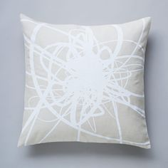 Lint Pillow - Milk White | LINT and HONEY