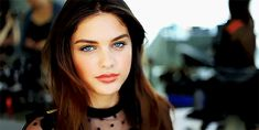 "{ Odeya Rush } ""hi! I'm Hannah! I'm 18. I guess you could say I'm mysterious... I love acting and modeling. Intro?"""