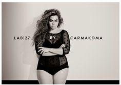 Fluvia Lacerda For Lab27 by Carmakoma | Fashion Rocks | Model Diary