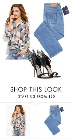 """K🎇"" by lady-shadylady ❤ liked on Polyvore"