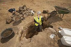 The finds include 4,000-year-old pottery from the early Bronze Age, the remains of timber roundhouses, and evidence of Iron Age smithing and domestic life. The site has real regional significance and adds considerably to a wider understanding of early habitation in the area. http://www.aberdeencity.gov.uk/CouncilNews/ci_cns/pr_archaeological_030614.asp