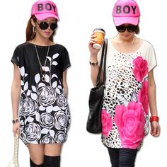 New 2014 Women fashion tunic t-shirt summer batwing sleeve big plus size loose clothing tee&tops t-shirt xxxl,roupas femininas