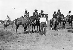 An estimated 15-20% of all cowboys were black. Prejudice wasn't as serious on the frontier, where everyone had to get along just to survive. In the Old West a man could work hard and maybe make a fortune regardless of the color of his skin. There was racism in the West, of course, but there was also a lot more opportunity. Some black cowboys even banded together to form towns such as West Texas City near Galveston.