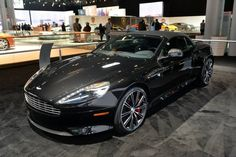 Aston Martin Pictures from the New York Auto Show