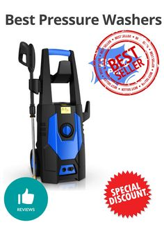 Best Pressure Washers - Discount and review Best Pressure Washer, Pressure Washers, Best Sellers, Pressure Washing