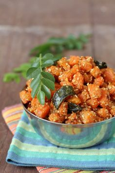 Carrot fry, a gem among Vegetarian Indian recipes with minimal ingredients. A healthy carrot dish that is rich is vitamin A and calcium. - Vegan