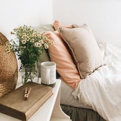 8 Brilliant Simple Ideas: Natural Home Decor House Living Rooms natural home decor rustic simple.Natural Home Decor Diy Spaces natural home decor ideas living rooms.Natural Home Decor House Living Rooms. Neutral Bedroom Decor, Bedroom Inspo, Home Bedroom, Bedroom Ideas, Modern Bedroom, Bedroom Furniture, Minimalist Bedroom, Cosy Bedroom Warm, Cosy Bedroom Decor
