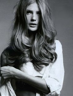 {hair how-to: sexy & tousled} :: This is Glamorous