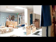 Tour of the Nido, Infant Community, and Primary classrooms at Family Star Montessori