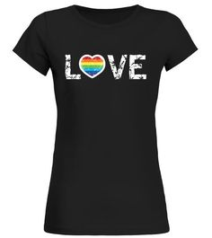 # Love Rainbow Heart Flag - LGBT T-Shirt .     CHECK OUT OTHER AWESOME DESIGNS HERE!   Awesome Lesbian Gay Bisexual Transgender Transsexual Two-spirited Queer Questioning Intersex Asexual Ally gifts tees with LGBT Flag for homosexual and anybody who identify as LGBTQ social movements. Gay Pride Awareness tee shirt for everyone who support gay rights community. This T-Shirt can be worn to a national pride march on Washington DC, New York, equality rally, civil rights protest or gay pride…