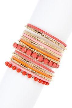 Sanna Bracelet Set