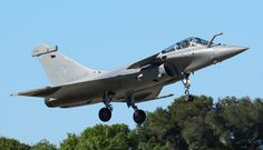 https://flic.kr/p/V7QXbs | Dassault Rafale C 4-GA | Salon de Provence Air Force Base