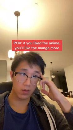 If you like the anime, you'll like the manga more