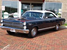 To own a 1966-67 Mercury Comet :)