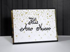 Happy New Year... Feliz Año Nuevo