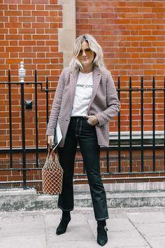 Fall ready. #2020AVE #StreetStyle #FashionWeek
