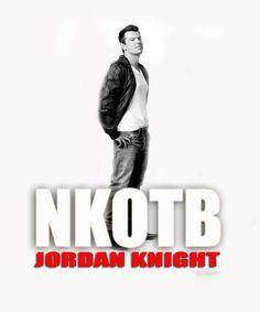 Jordan Knight/NKOTB