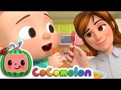 Yes Yes Vegetables Song | CoComelon Nursery Rhymes & Kids Songs - YouTube