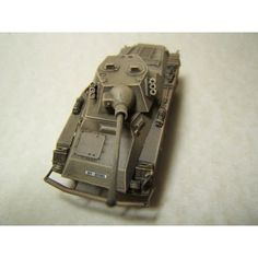 Airfix Panzerkampfwagen found, assembled and painted  today.. Now where is all that Flames of war stuff?