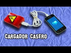Experimentos Caseros | Cargador de Movil o Celular Casero USB - YouTube
