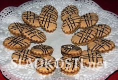 Christmas Sweets, Christmas Cookies, Czech Recipes, Thing 1, Biscotti, Baking Recipes, Sweet Tooth, Food And Drink, Yummy Food