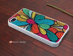 IPhone 5 case IPhone 4 case custom Hard case Rubber by Atwoodting, $7.99