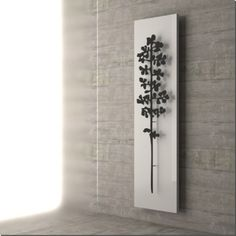 Efficient and stylish is this radiator Salice by K8