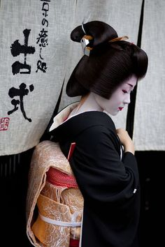 World Ethnic & Cultural Beauties, Geiko 芸妓