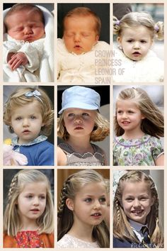 Crown Princess Leonor of Spain Princess Of Spain, Very Cute Baby, Spanish Royalty, Spanish Royal Family, Casa Real, Country Houses, Queen Letizia, Reyes, British Royals