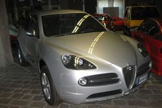 "Alfa Romeo ""Kamal"" Prototype"