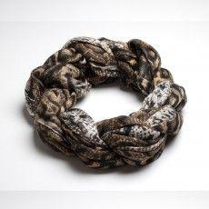 Leowulff Label   Snake print silk cotton scarf   Sooooo soft!!! #snakeprint #scarf
