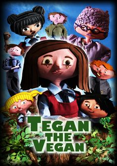 'Tegan the Vegan A Short Film About Love and Courage' This is an article I wrote for Her Canberra - Jacky Sutton