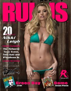 Nikki Leigh - RUKUS magazine - http://www.icelev.com/nikki-leigh-rukus-magazine/ - Icelev.com, true paradise on earth