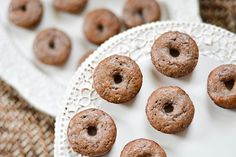 Having a dozen donuts with a single ounce of guilt? Why yes, there is a recipe for that!