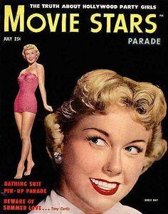 Doris Day - Movie Stars Magazine [United States] (July 1952)