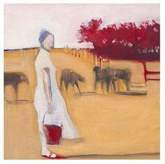 paintings by Ruth Shively  http://boskybelle.com/2014/11/art-crush-ruth-shively/